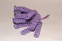Тычинки Декоративные Пружинки. Фиолетовый