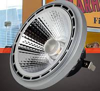 Светодиодная лампа диммируемая DAR111 KC100P18 HALED, AC12 вольт