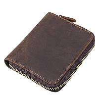 Кожаный мужской кошелек портмоне  S.J.D. R-8170R