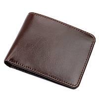 Кожаный мужской кошелек портмоне  S.J.D. 8160-3C