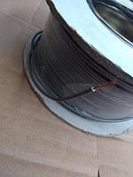 Провод монтажный ПВ3 0,5кв.мм. (CCA),длина 100м,цвет серый