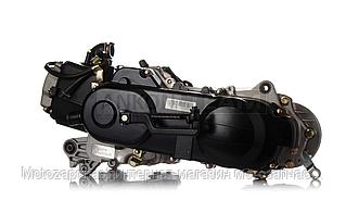 Двигатель GY6 80cc 12 колесо (под два амортизатора) Formula 6