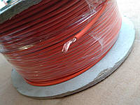 Провод монтажный ПВ3 0,5кв.мм. (CCA),длина 100м,цвет оранжевый