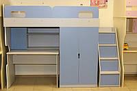 Детская кровать-чердак, фото 1