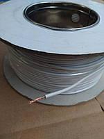 Провод монтажный ПВ3 0,5кв.мм. (CCA),длина 100м,цвет белый