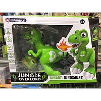 Smart Dinosaurs Jungle overlord, динозавр на управлении, детские игрушки