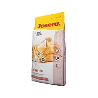 Сухой корм 10 кг для кошек в период беременности, лактациии котятам Йозера / Minette Josera