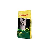 Сухой корм 10 кг с мясом домашней птицы для кошек Йозера / JosiCat Geflugel Josera