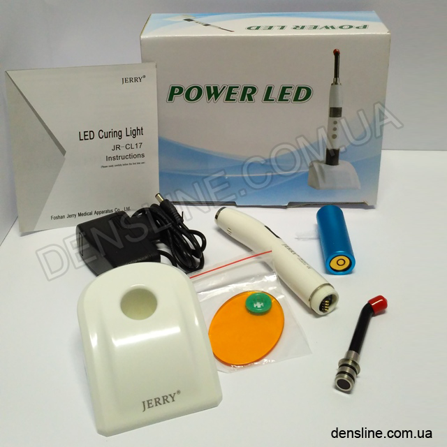 Фотополимерная лампа Jerry JR-CL-17 (JerryMed) NaviStom