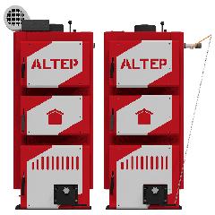 Котел ALTEP длительного горения Classic/Classic Plus