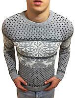 Стильный молодежный свитер под горло #4