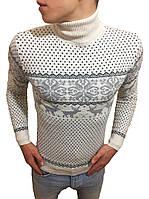 Стильный молодежный свитер под горло #5