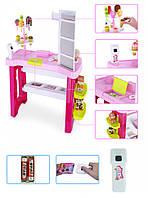 Детский Магазин 668-19  со множеством продуктовых изделий, с музыкальным сопровождением