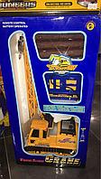 Кран на управлении, working machine crane, детские игрушки, фото 1