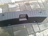 Накладка порога багажника Chevrolet Aveo T250 ЗАЗ Вида седан (оригинал, GM)