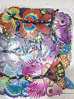 Бабочки на магните, одинарные
