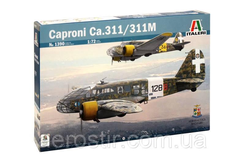 Caproni Ca.311/311M 1/72 ITALERI 1390