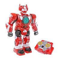 """Робот PLAY SMART 9550RED """"Линк"""" - говорит, понимает 26 фраз, рассказывает сказки, танцует"""
