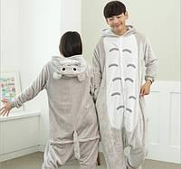 Пижама кигуруми женская. Жіноча піжама | Кот Тоторро