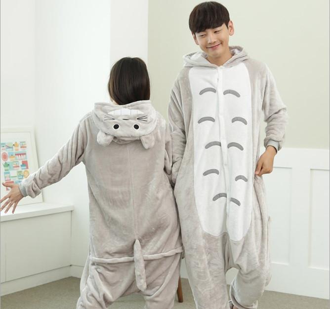 Пижама кигуруми женская и мужская кот Тоторро - Интернет магазин tsarsky- shop.com в 77bfcedf980d1