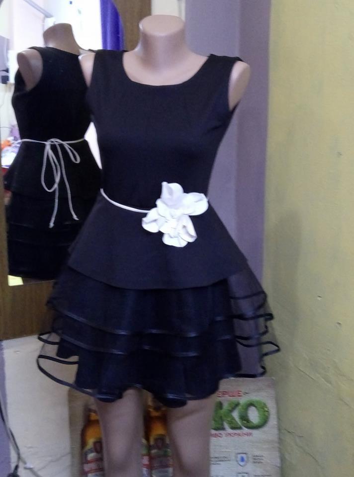 Подростковое платье Лиза