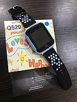 Детские умные GPS часы Smart Baby Watch Q529 с камерой и фонариком