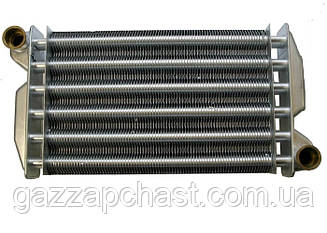 Теплообменник оригинальный Westen Pulsar, Pulsar D; Baxi Eco 3 Compact, Eco Four, Fourtech, Eco 4S (5677660)