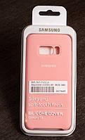 Силиконовый чехол Samsung S8 plus