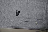 Детские утепленные спортивные штаны