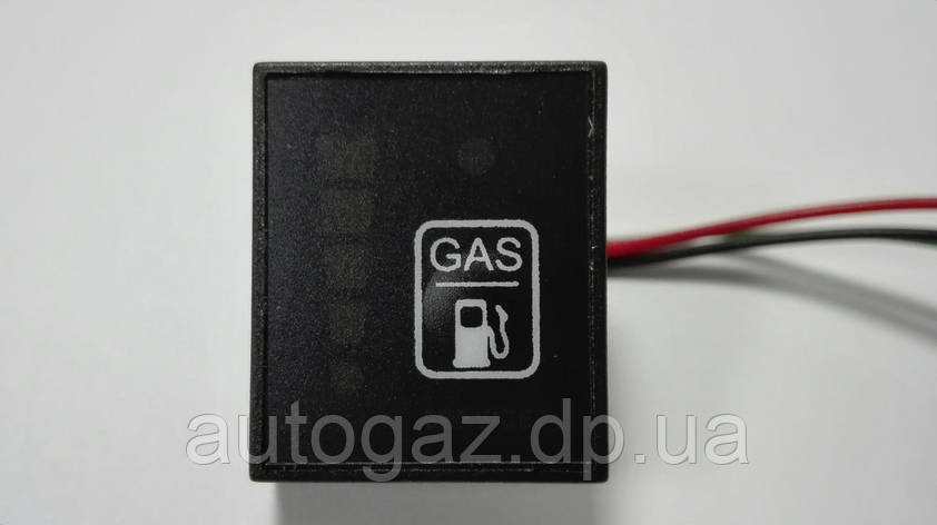 Кнопка переключения газ/бензин STAG GOFAST (шт.), фото 2