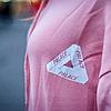 Palace Pink hoodie Худи розовая женская Бирка люкс