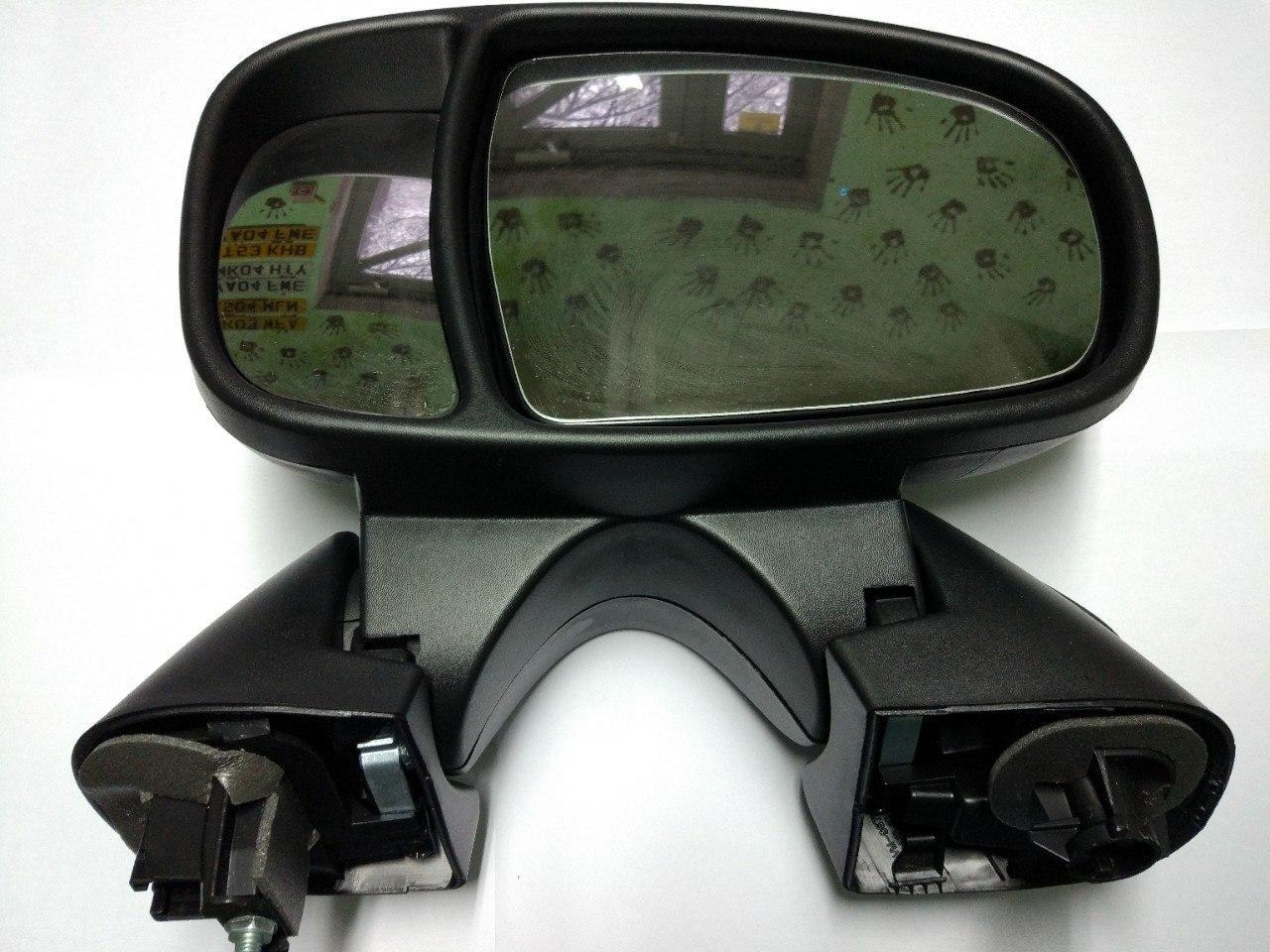 Зеркало заднього виду (електричне, L) Renault Trafic, Opel Vivaro 2001-2013, Polcar 6026514M