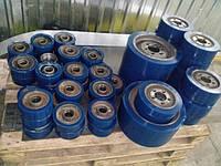 Реставрация (футеровка) колес, роликов.