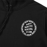ASSC Playboy Толстовка женская • Топовая худи с биркой Anti Social Social Club
