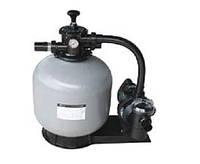 Фильтрационная установка для бассейна Emaux FSF450  8,1 м3/ч с насосом SS075