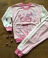 Пижама для девочки ТМ Ляля рост 110,116
