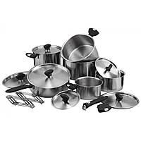 Набор посуды VINZER COMFORT 69034/89034  19 предметов