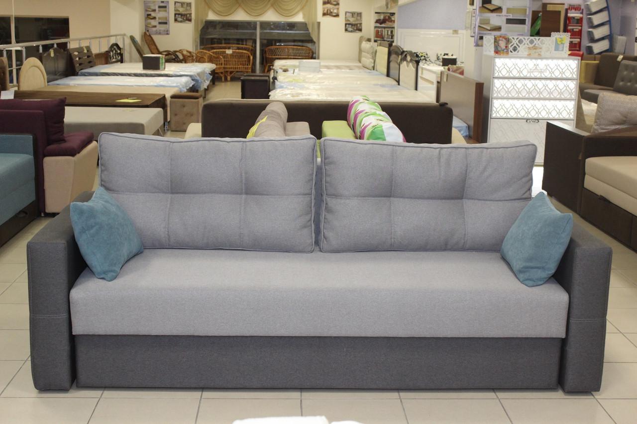 Раскладной диван на пружинном блоке