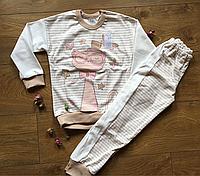 Пижама детская ТМ Ляля рост 110,116