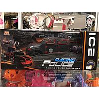 Полицейский джип, чёрный матовый, топ продаж, racing police