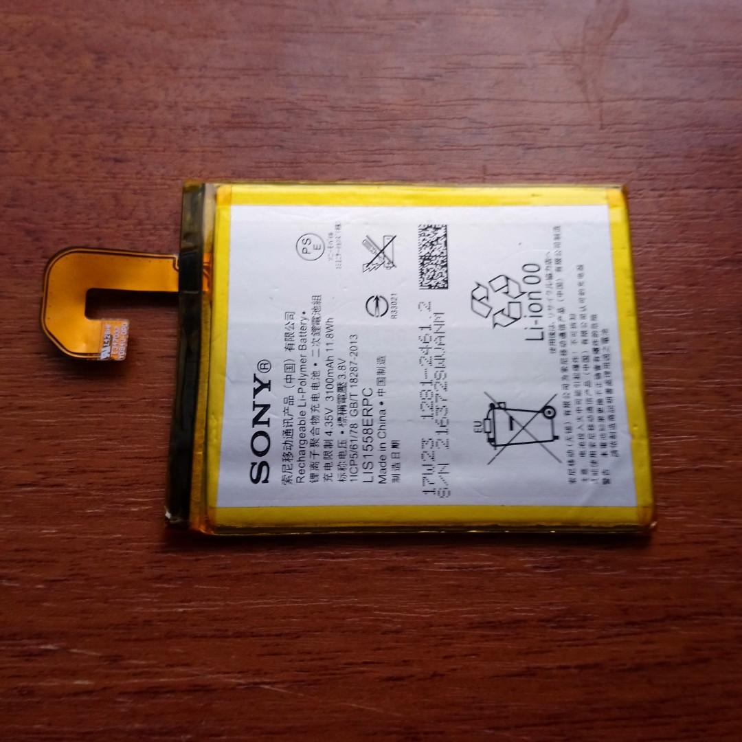 Аккумулятор Sony D6633 Xperia Z3 Sony D6603 Xperia Z3 LIS1558ERPC