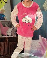 Детская Махровая пижама Турция