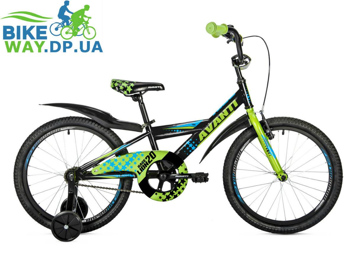 Велосипед 18 Avanti Lion