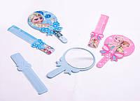 Набор подарочный детский: расческа и зеркальце, в ассортименте