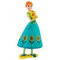 Bullyland Фигурка Bullyland Disney Frozen. Анна в летнем платье (12959)