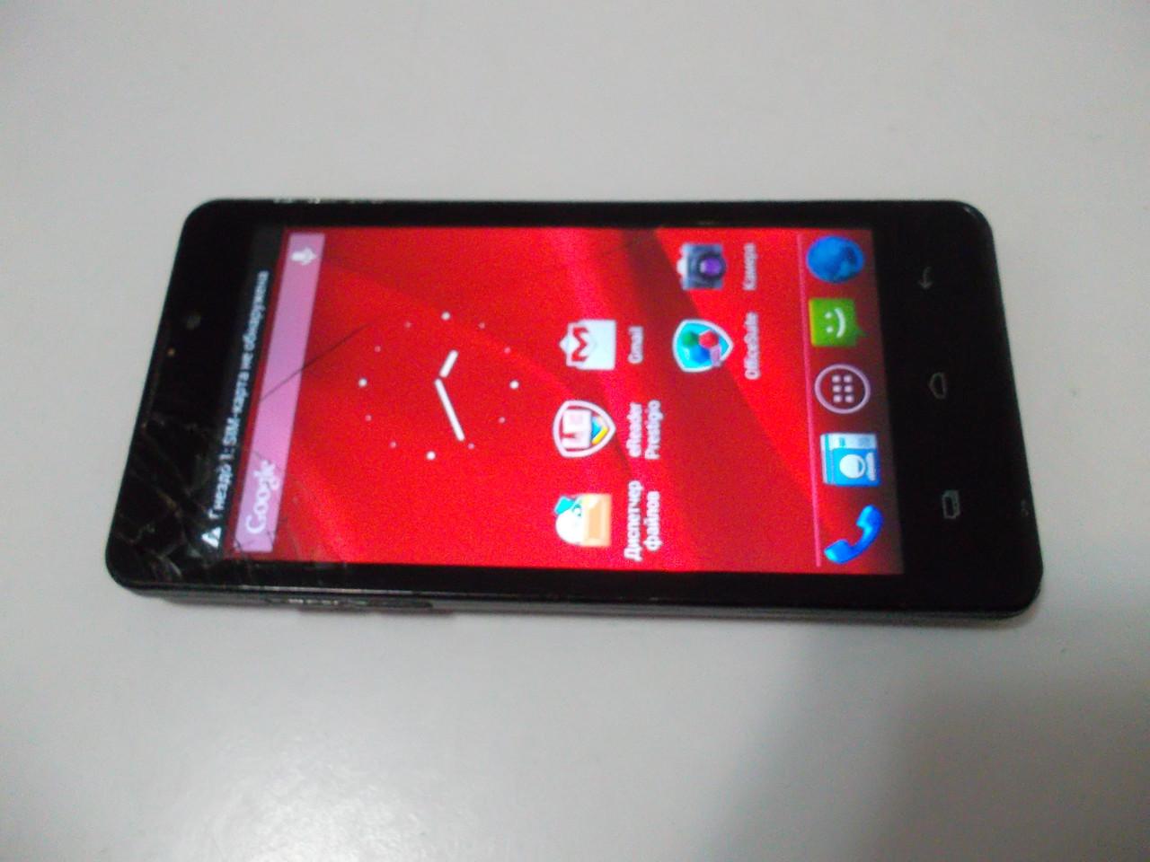 Мобильный телефон Prestigio PAP4505 DUO №3919