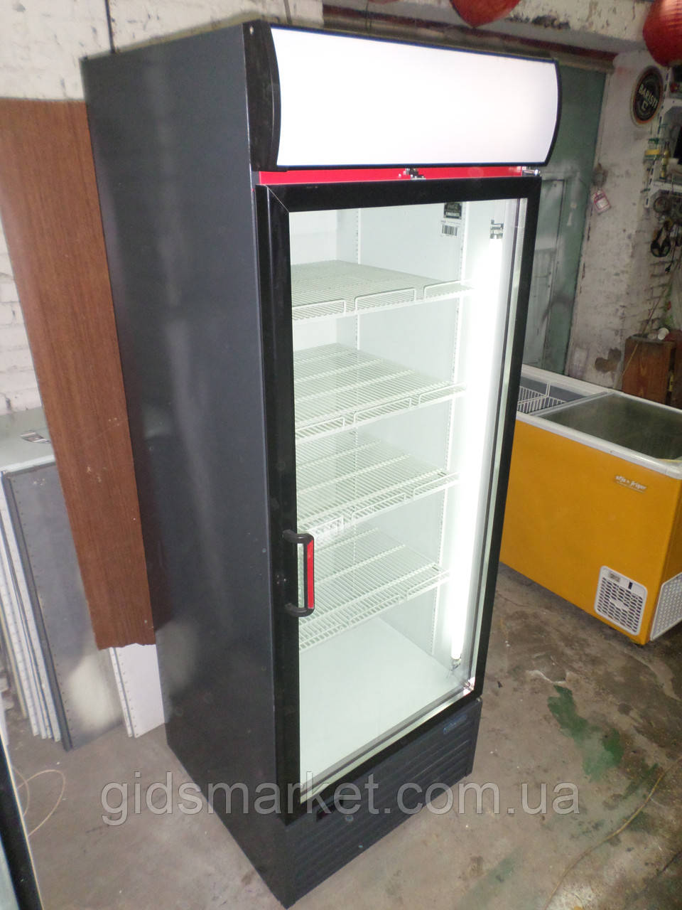 Холодильник однодверный Frigorex 500 л. б у., холодильный шкаф б у.