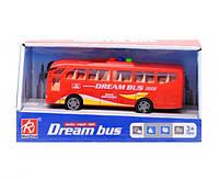 Игрушка Автобус RJ6688A Звук. Свет