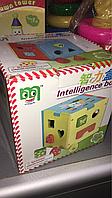Деревянный сортер для малыша, intelligence box