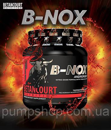 Предтренировочний комплекс Betancourt Nutrition B-Nox Androrush 633 р, фото 2